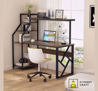 Fitment Craft Comfortable Modern Study Table TV1-002