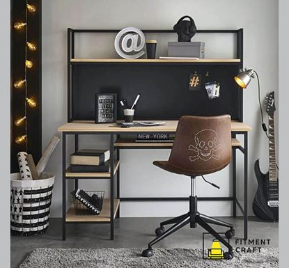 Fitment Craft Comfortable Modern Study Table TV1-003
