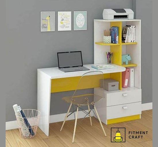 Fitment Craft Comfortable Modern Study Table TV1-004.0