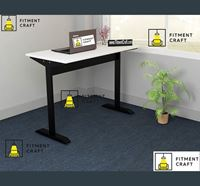 Fitment Craft Static Standing Desk TV8-001