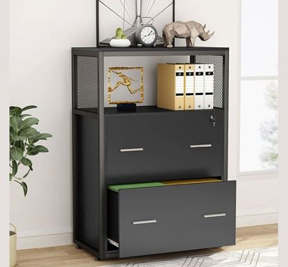 Fitment Craft Mobile File Cabinet CV1-003