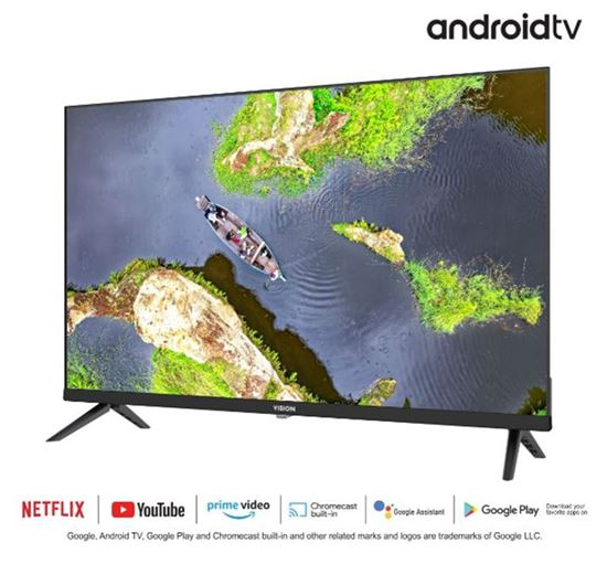 Vision 32 Inch LED TV E10 Android Smart Infinity