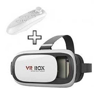 VR Box Version 3D Virtual Reality Glasses with Bluetooth