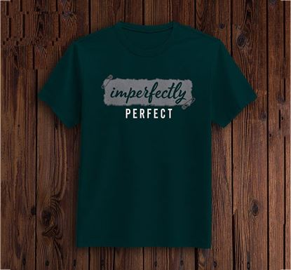 Imperfectly Perfect Half Sleeve T-shirt – STLR45