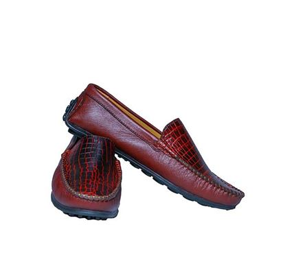 Casual Leather Loafer for Men ITPL-0223