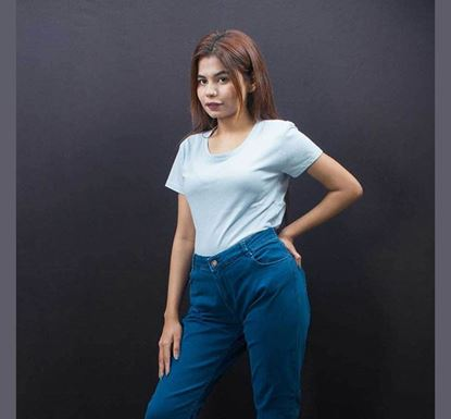 Theo Half Sleeve T-shirt for Women WTS-0002