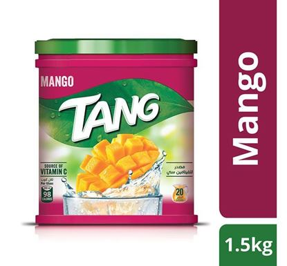 Tang Mango Flavoured Instant Drink Powder 1.5 KG