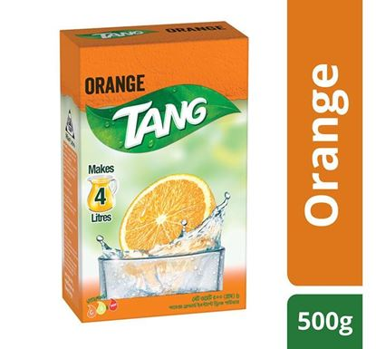 Tang Orange Flavoured Instant Drink Powder 500 GM