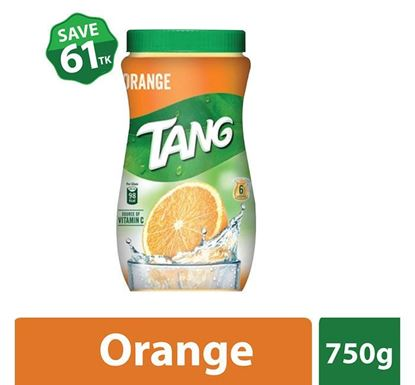 Tang Orange Flavoured Instant Drink Powder 750 GM