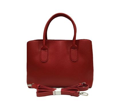 Leather Hand Bag for Ladies RB-105 RE