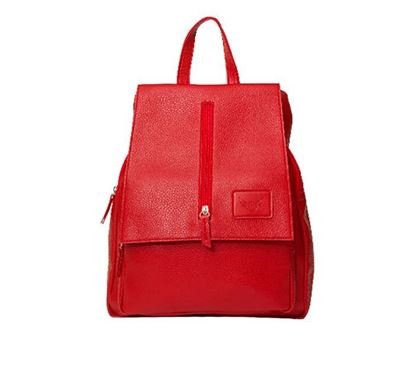 Leather Backpack for Ladies RB-115 RE