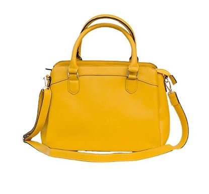 Leather Hand Bag for Ladies RB-131 YELL