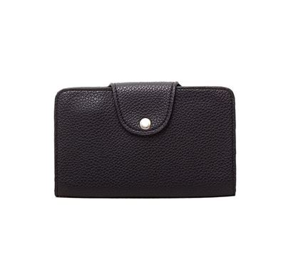 Leather Hand Purse for Ladies RB-179-03 BLK