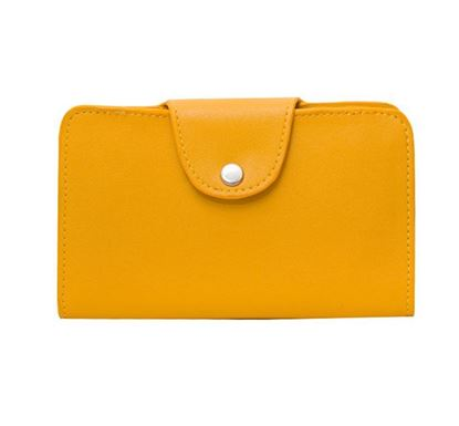 Leather Hand Purse for Ladies RB-179-03 YELL