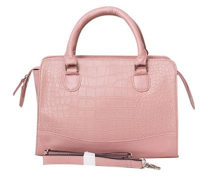 Leather Hand Bag for Ladies RB-187 PIN
