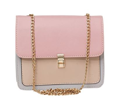 Leather Sling Bag for Ladies RB-192 PIN