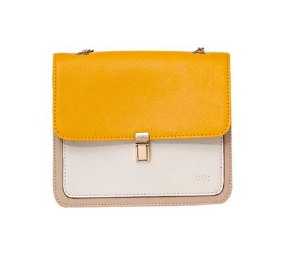 Leather Sling Bag for Ladies RB-192 YELL