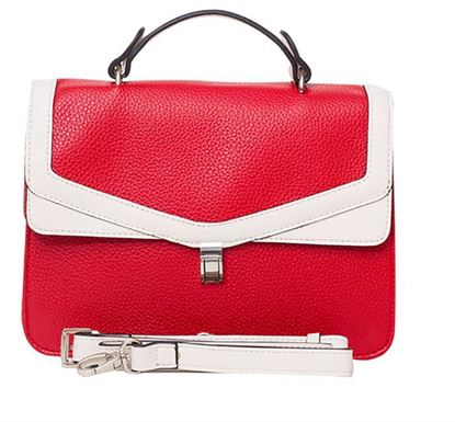 Leather Sling Bag for Ladies RB-315 RE