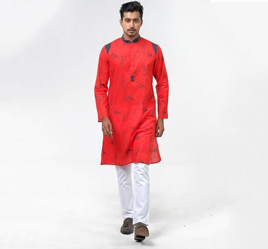 Twelve Clothing Cotton Punjabi for Men PH-PAN-B-TB20-04B-0274