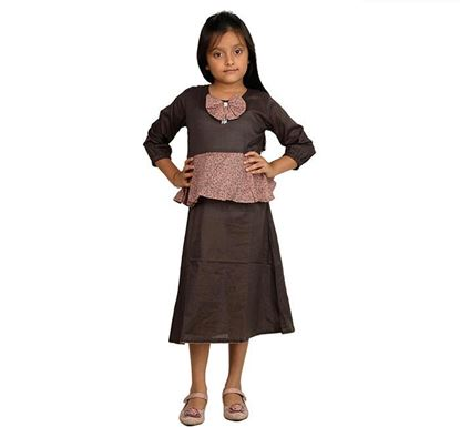 Twelve Clothing Cotton Frock for Baby Girl SN-FRK-TK19-11W-0336