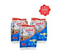 SMC Smile Baby Diaper Pant 12-17 kg (XL) 4 Pieces (3 Pieces Combo)