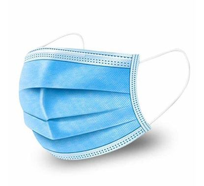 Doctor's Plus Disposable 3 Ply Face Mask