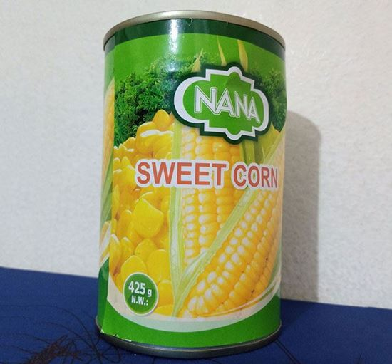 Nana Sweet Corn 425gm - SPF 31