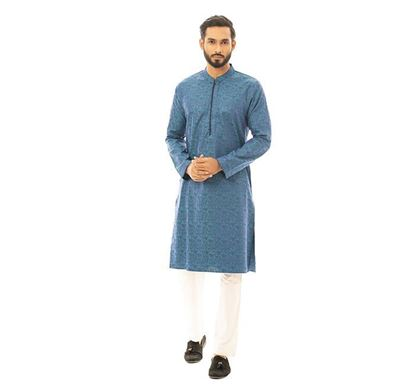 Twelve Clothing Blended Punjabi for Men BL PH-PANB-TM21-05F-0182