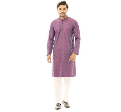 Twelve Clothing Blended Punjabi for Men RD PH-PANB-TM21-05F-0182