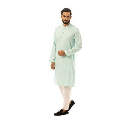 Twelve Clothing Cotton Punjabi for Men TQS JS-PANB-TM21-05F-0189