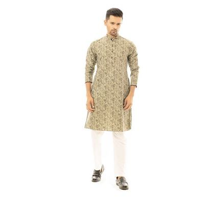 Twelve Clothing Blended Punjabi for Men OLV JS-PAN-B-TM20-05F-0491
