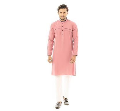 Twelve Clothing Linen Punjabi for Men SLMN NA-PAN-B-TM20-05F-305