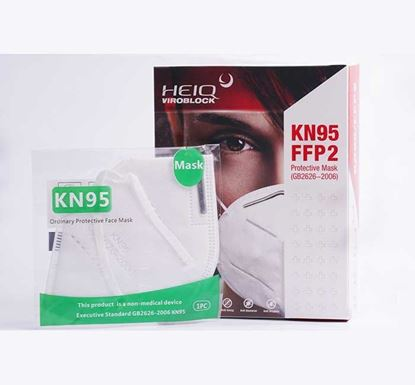 HEIQ 10 Pieces 5 Layer KN95 Mask - CC2021003