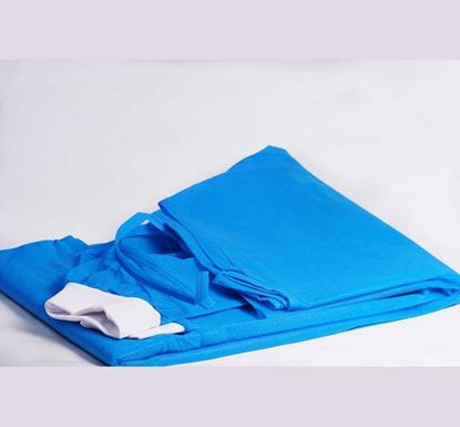 One Time Surgical Gown 10 Pieces - CC2021011