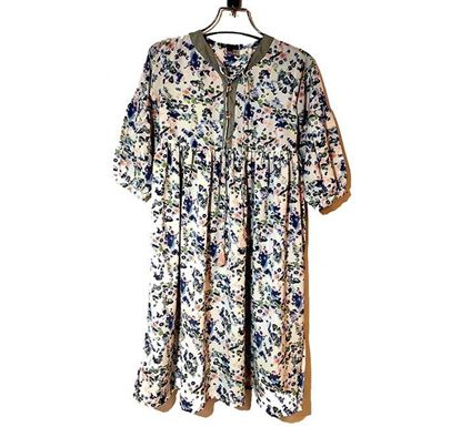 Cotton Frock for Women WBS-L120