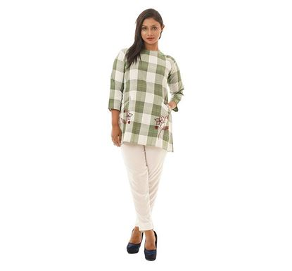 Twelve Clothing Blended Tunic for Women OLV RA-TUN-TW20-05F-0395
