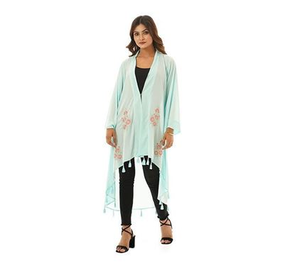 Twelve Clothing Blended Cardigan for Women PST SB-CAR-TW20-04B-265