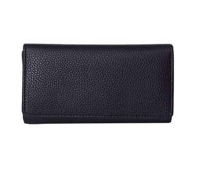 PU Hand Purse for Ladies RB-311 BLK