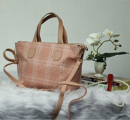 Artificial Leather Casual Bag for Women TCB-19