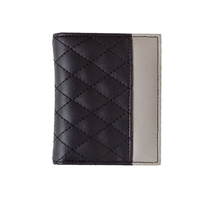 Leather Wallet for Ladies RB-307 BLK