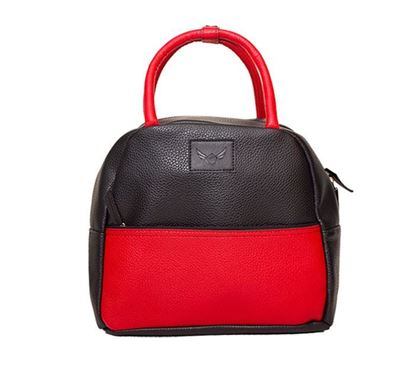 Leather Hand Bag for Ladies RB-259 RE