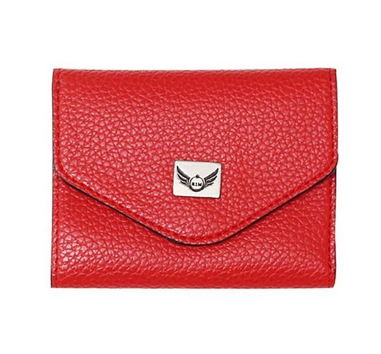 Leather Wallet for Ladies RB-323 RE