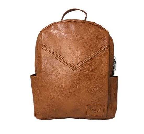 Leather Backpack for Ladies RB-362
