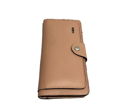 Leather Hand Purse for Ladies RB-371 PIN