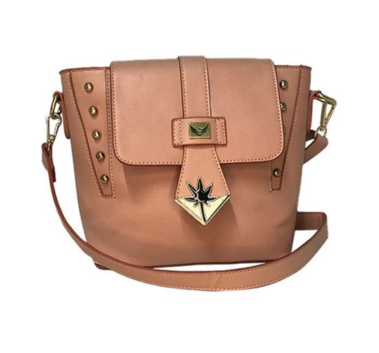 Leather Sling Bag for Ladies RB-387  TA