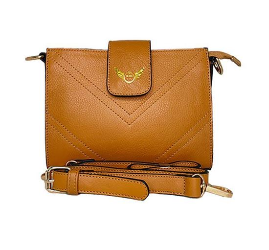 Leather Sling Bag for Ladies RB-389