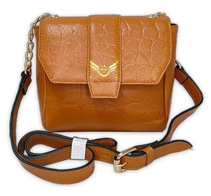 Leather Sling Bag for Ladies RB-390
