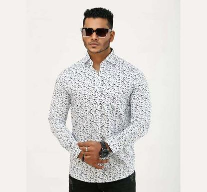 Slim Fit Cotton Shirt for Men ITS-25