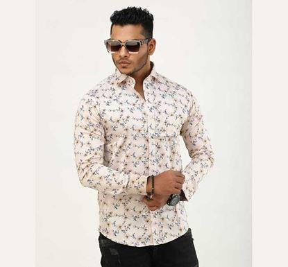 Slim Fit Cotton Shirt for Men ITS-26