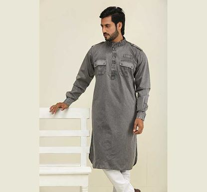 Cotton Punjabi for Men K-106